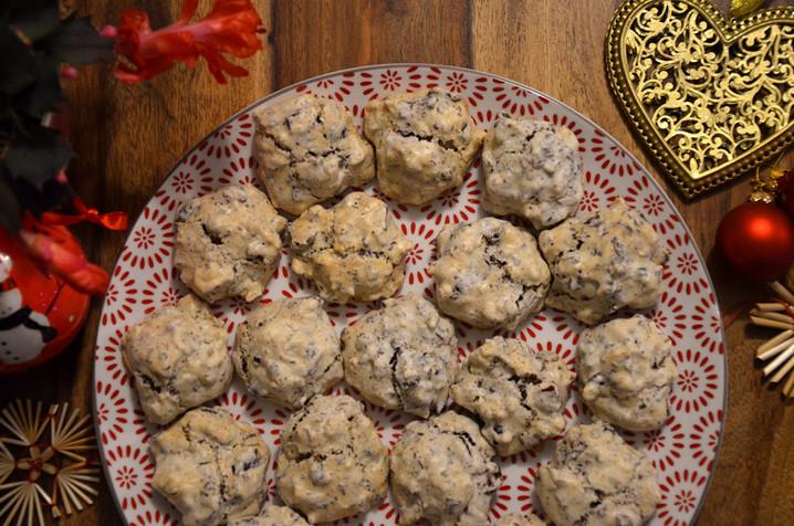 Recette de Noël : Macarons Célestes, sans gluten ni produits laitiers