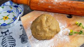 Pâte à tarte sans gluten, sans produits laitiers