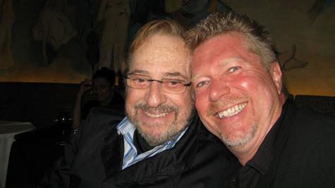 Phil Ramone & JR