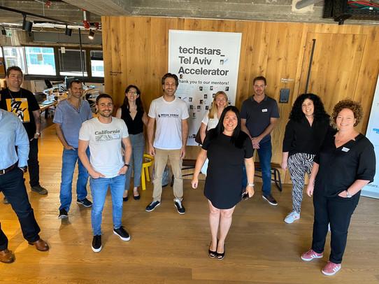 Mentoring @ Techstars