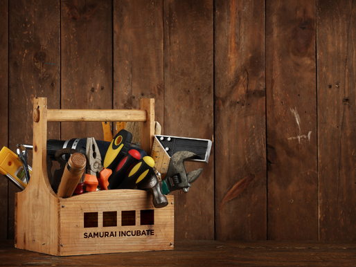 Expand your Entrepreneurial Toolbox!