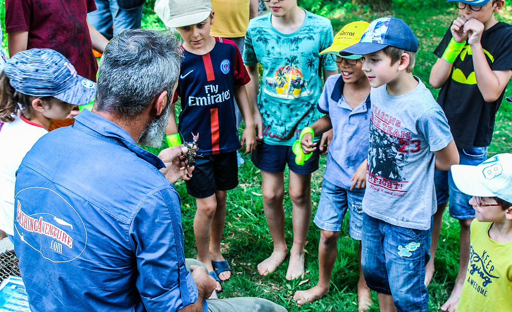 Initiation découverte pêche & nature Haute-Vienne