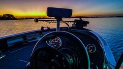 Bass boat guide de pêche