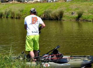 Pratique Pêche en Kayak