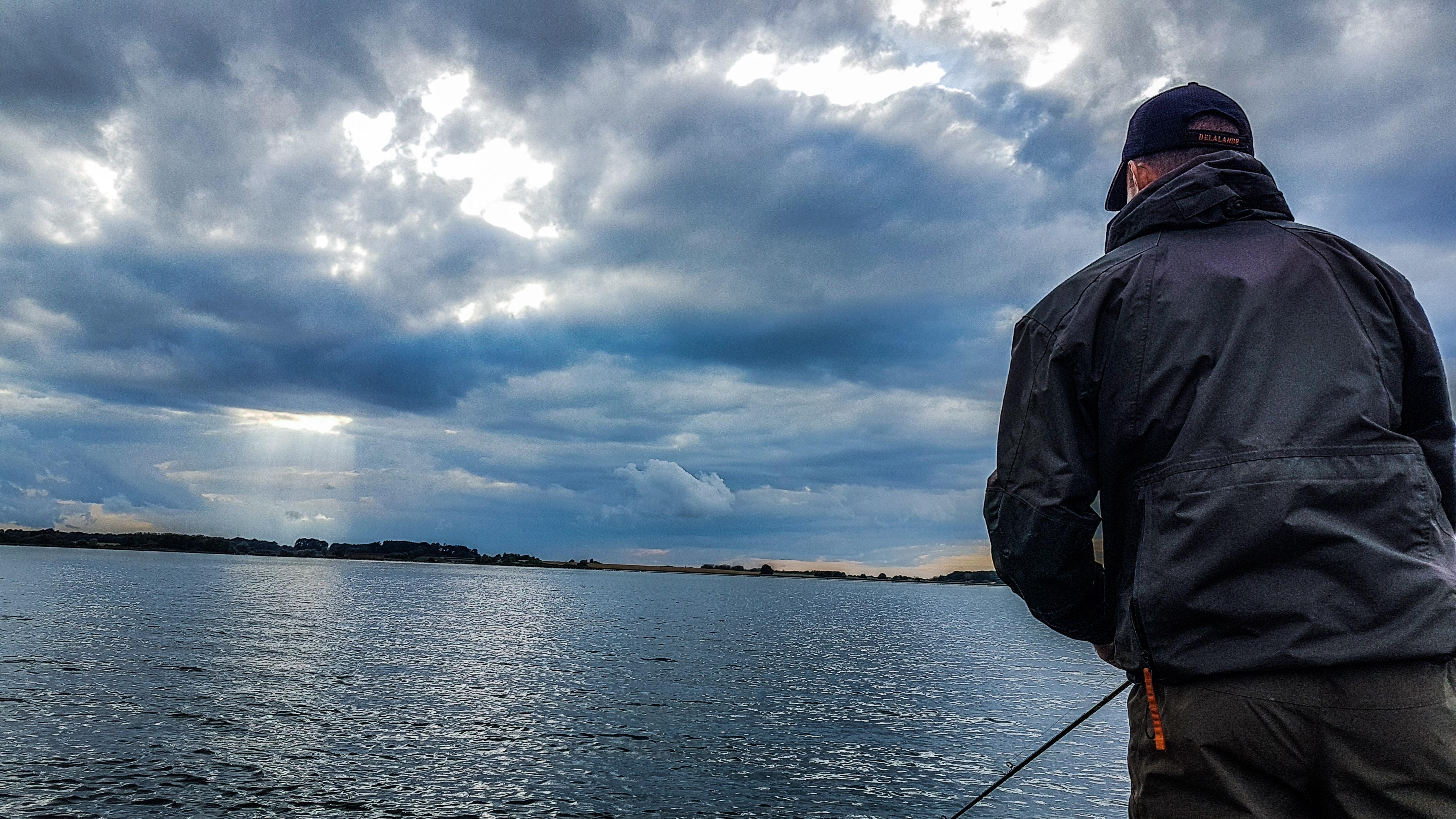 Pêche lac foret Orient