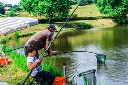 initiation pêche au coup