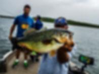 Extremadura Black Bass 56cm Orellana
