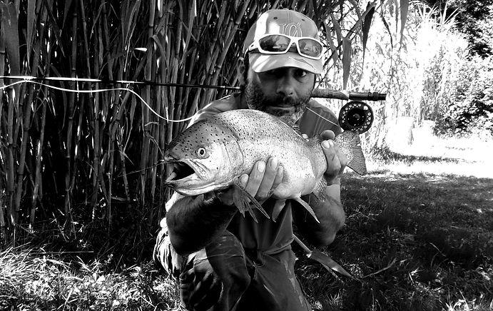 MoniteurGuide de Pêche à la mouche Haute vienne nouvelle aquitaine