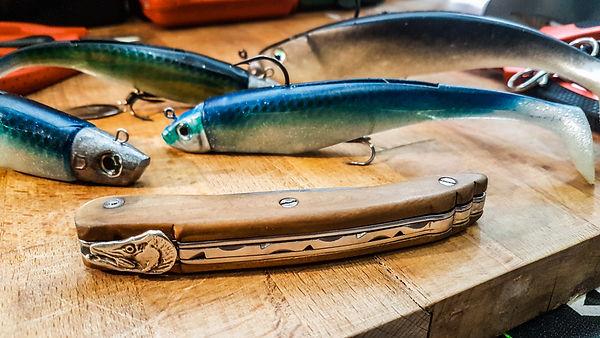 Art de la Pêche Fishing Aventure de la passion pêche à son enseignement moniteur guide de pêche home made