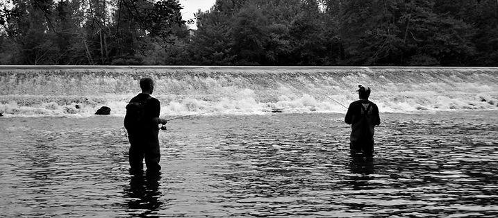 Pêche en wading en Dordogne