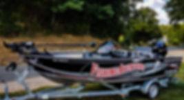 Bass Boat rivierlake 465 moniteur guide de pêche haute vienne fishing aventure