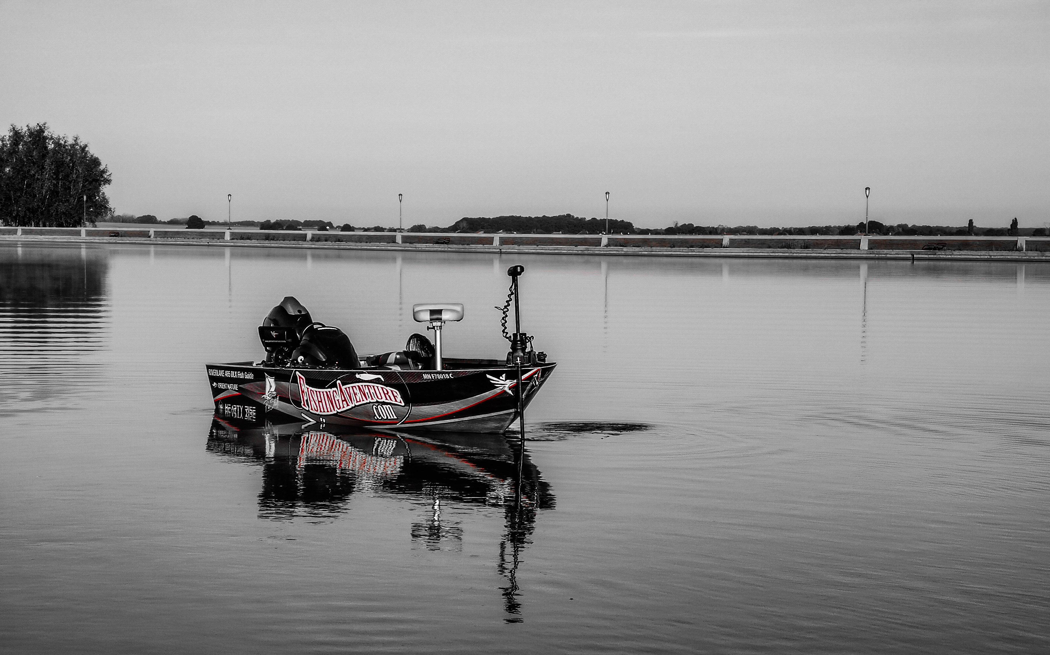 Bateau fishing aventure guide