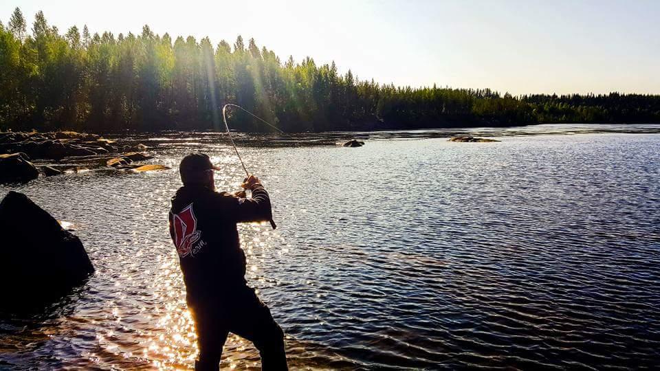 Pêche du Brochet aux leurres