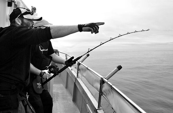 Coaching personnel Guide de Pêche professionel diplomé, guidage personalisé