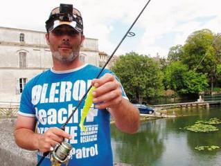 Il défend la pêche, sport inoffensif