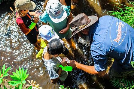 Initiation pêche et nature