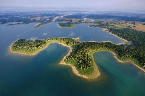 Lac D'orient Guide de Pêche FishingAventure.com