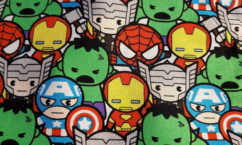 Super Heroes Collection