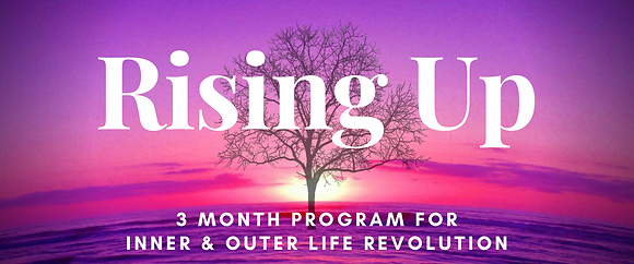 RISING UP - 3 MONTH PROGRAM