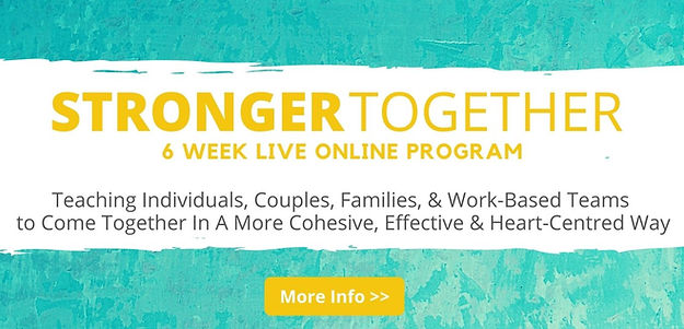STRONGER TOGETHER Program JULIET MARTINE