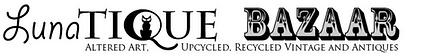 LunaTique art logo