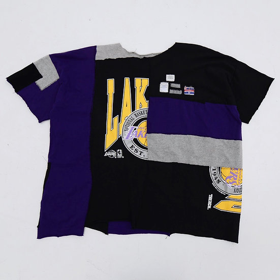 Lakers Patchwork Tee