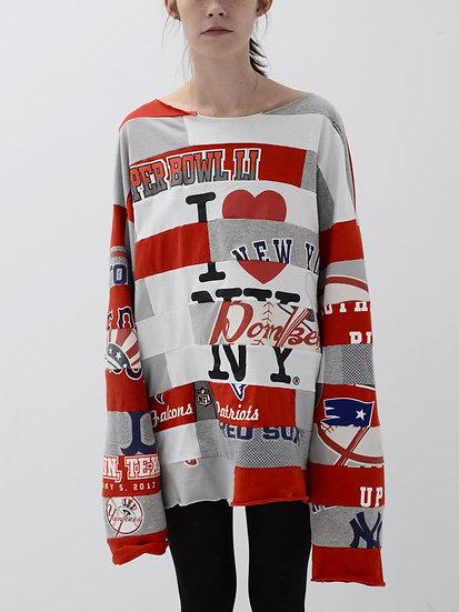I ❤️ NY Striped Tee