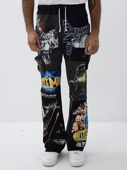 Star Wars + WWE Cargo Sweats