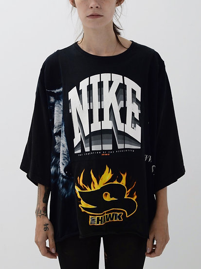 Nike Patchwork Tee