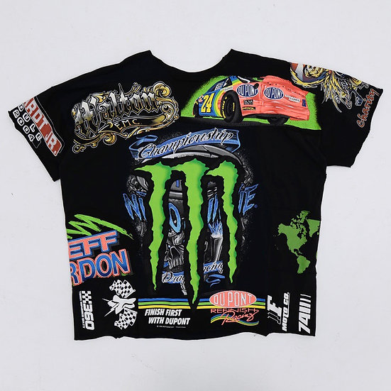 Monster Patchwork Tee