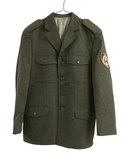 スロバキア軍 ドレスジャケット DG M※表記3-48 ※第4ボタン代替品
