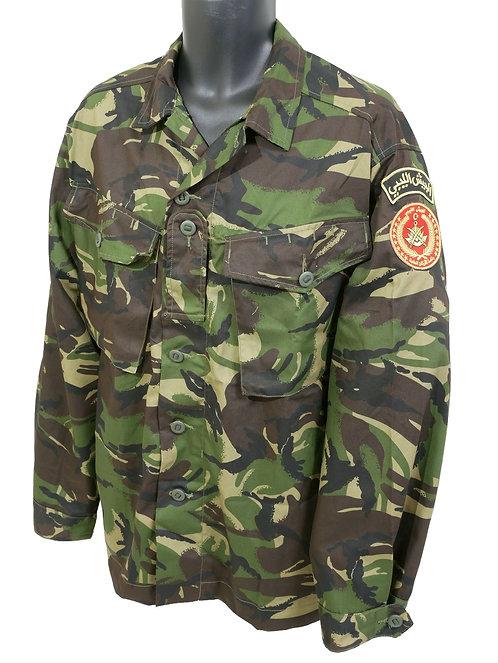 リビア軍(イギリス軍) フィールドジャケット ライトウェイト DPM 【新品】