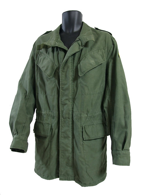 ベルギー軍 フィールドジャケット OG