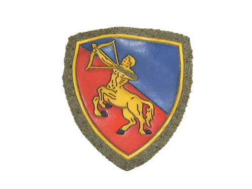 イタリア軍 チェンタウロ装甲師団 ウールワッペン