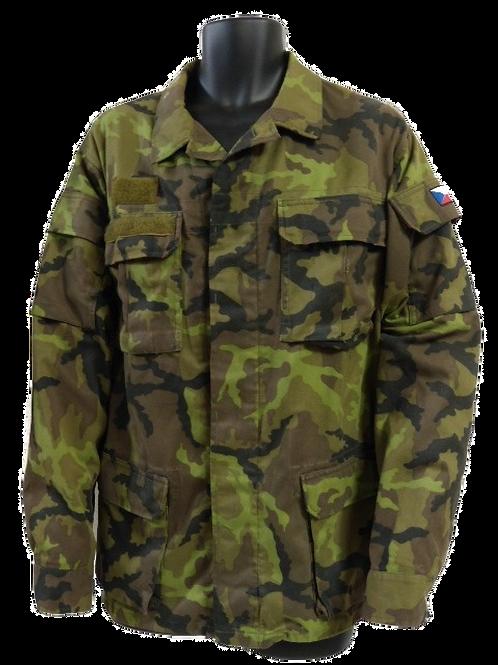 チェコ軍 Vz95 フィールドジャケット ウッドランドカモ