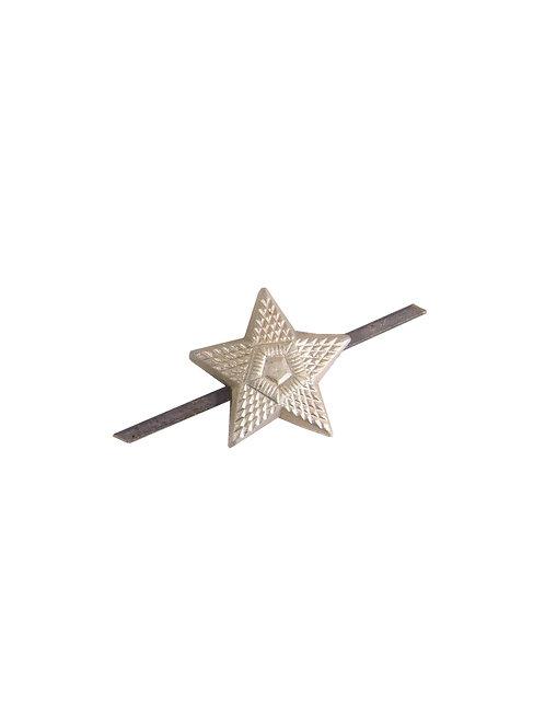 チェコ軍 ピンバッジ 星型 小 a