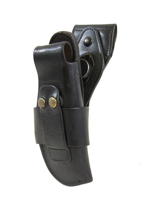 西ドイツ警察 P225/P6 レザー ホルスター ブラック