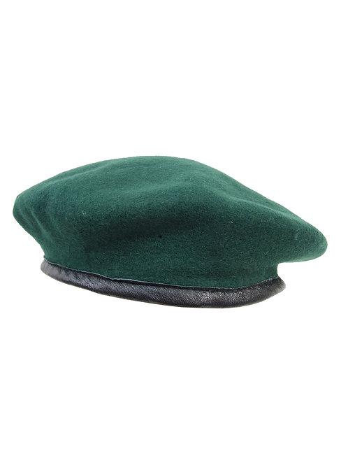 ベレー帽 グリーン 【新品】