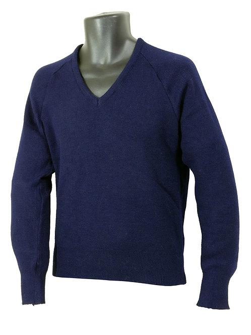 イギリス警察 Vネックセーター