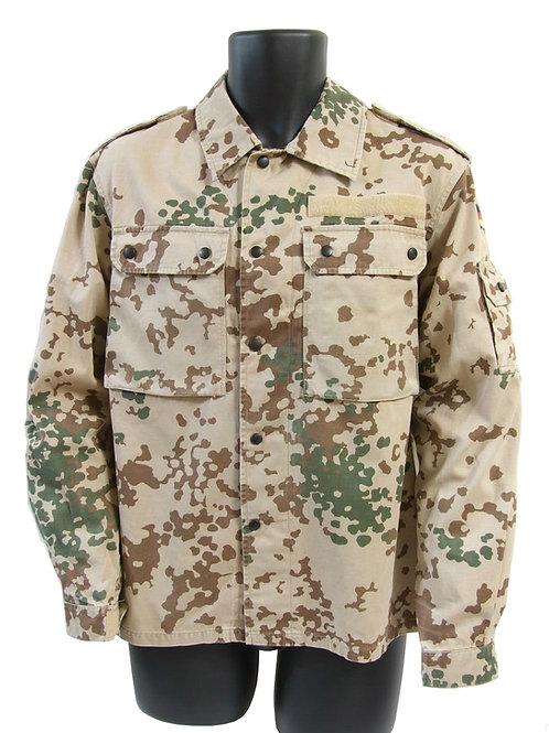 ドイツ軍 フィールドシャツ デザートフレクターカモ
