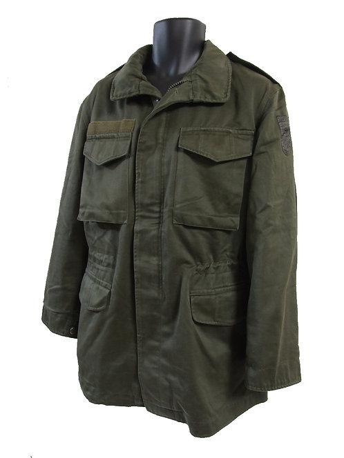オーストリア軍 M65 フィールドジャケット OD ※ワッペン無し