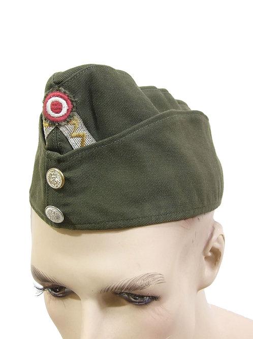 オーストリア軍 ギャリソンキャップ リボン付き D