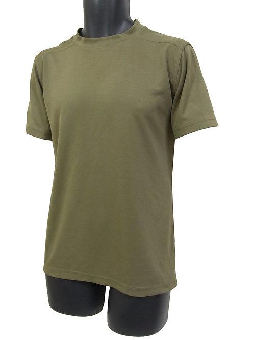 イギリス軍 帯電防止 Tシャツ ライトオリーブ