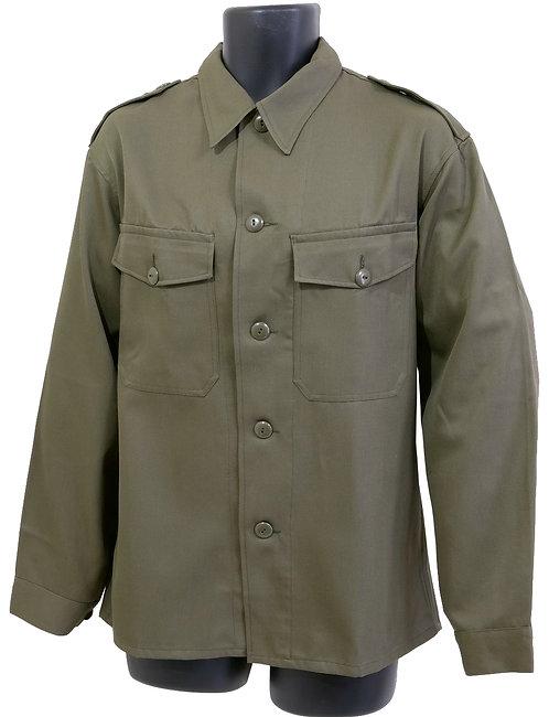 オーストリア軍 フィールドシャツ OD 【ワッペン無し】