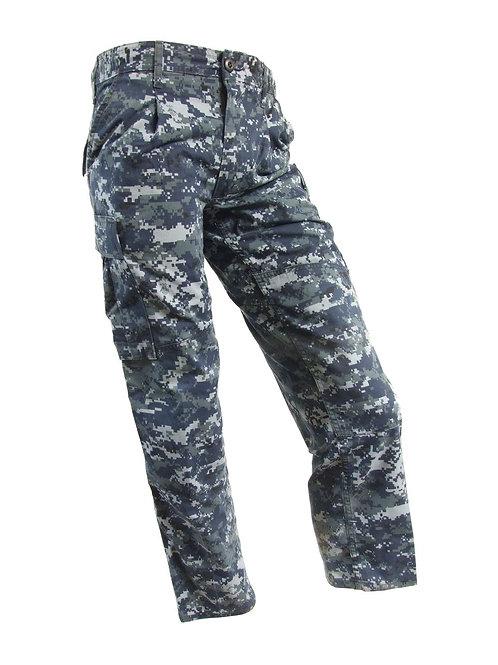 アメリカ軍 USN ワークパンツ NWU