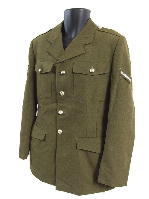 イギリス軍 No2 ドレスジャケット 砲兵 L ※表記180-108-100