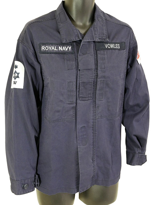 イギリス軍 RN ワームウェザー FR ジャケット M※表記170-96 ※D
