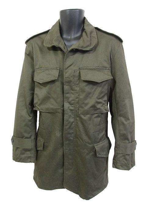 ギリシャ軍 M43 フィールドジャケット ※ファスナー付き・擦れ有