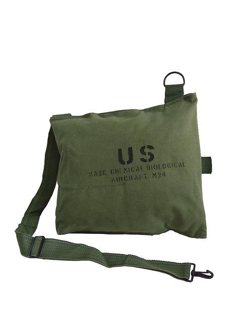 アメリカ軍 M24 ガスマスクバッグ 【新品】