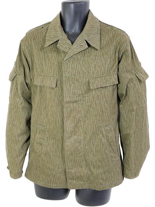 東ドイツ軍 フィールドジャケット レインカモ Aタイプ